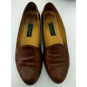 Cole Haan leather shoes made in Italy